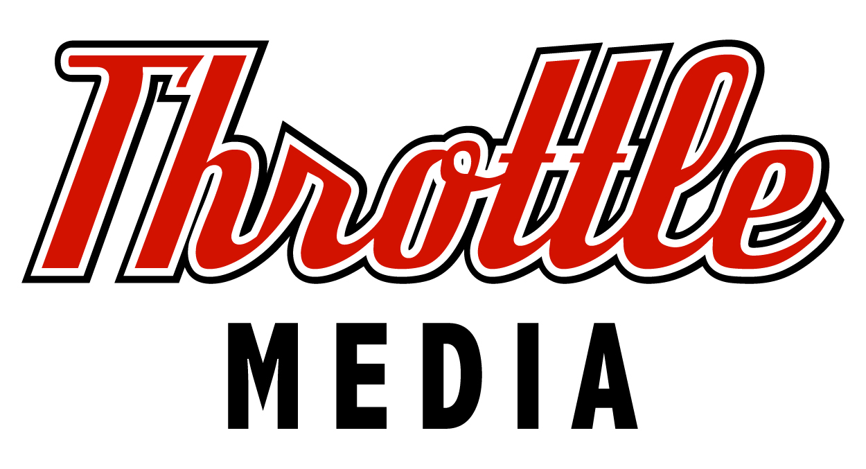 Throttle logo colour